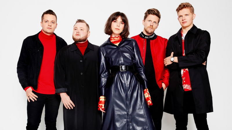Le groupe Of Monsters and Men de retour !