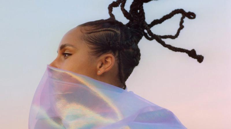 Alicia Keys revient avec un nouveau tube !