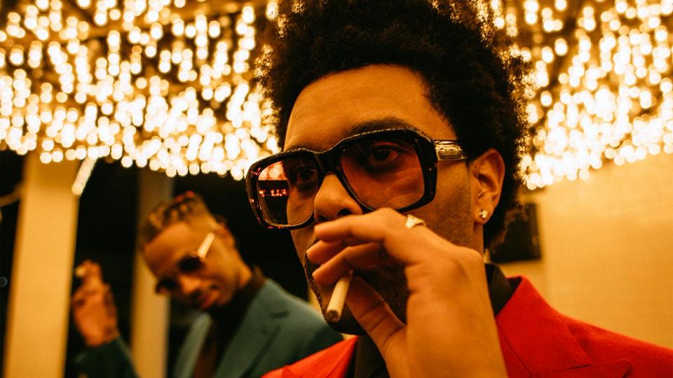 La bombe The Weeknd «Blinding Lights»