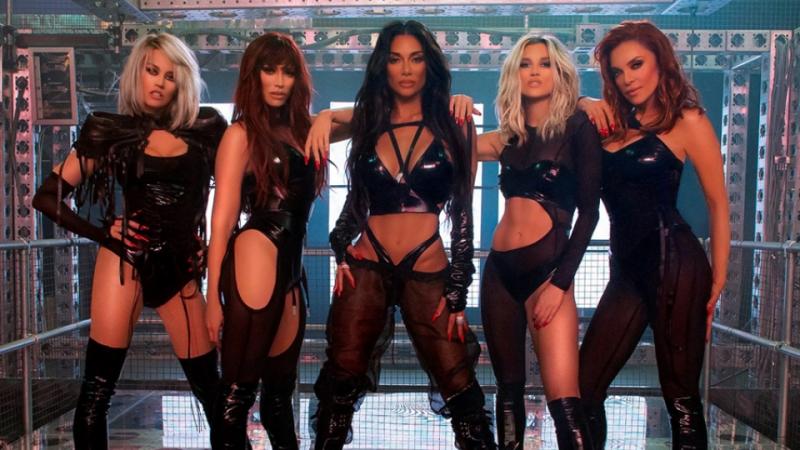 Les Pussycat Dolls sont de retour avec «React»
