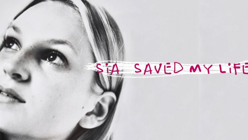 Sia de retour avec «Saved My Life»