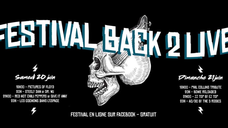 Festival Back 2 Live