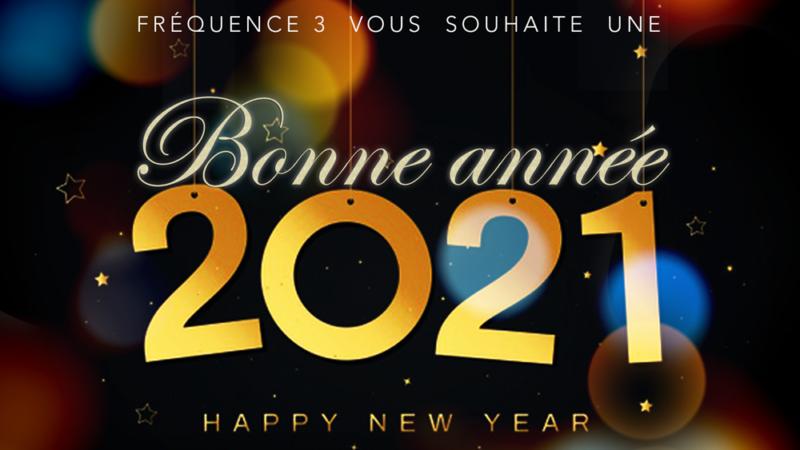 Bonne Année 2021 ! 🎉