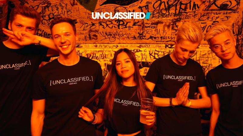 Découvrez le collectif Unclassified !