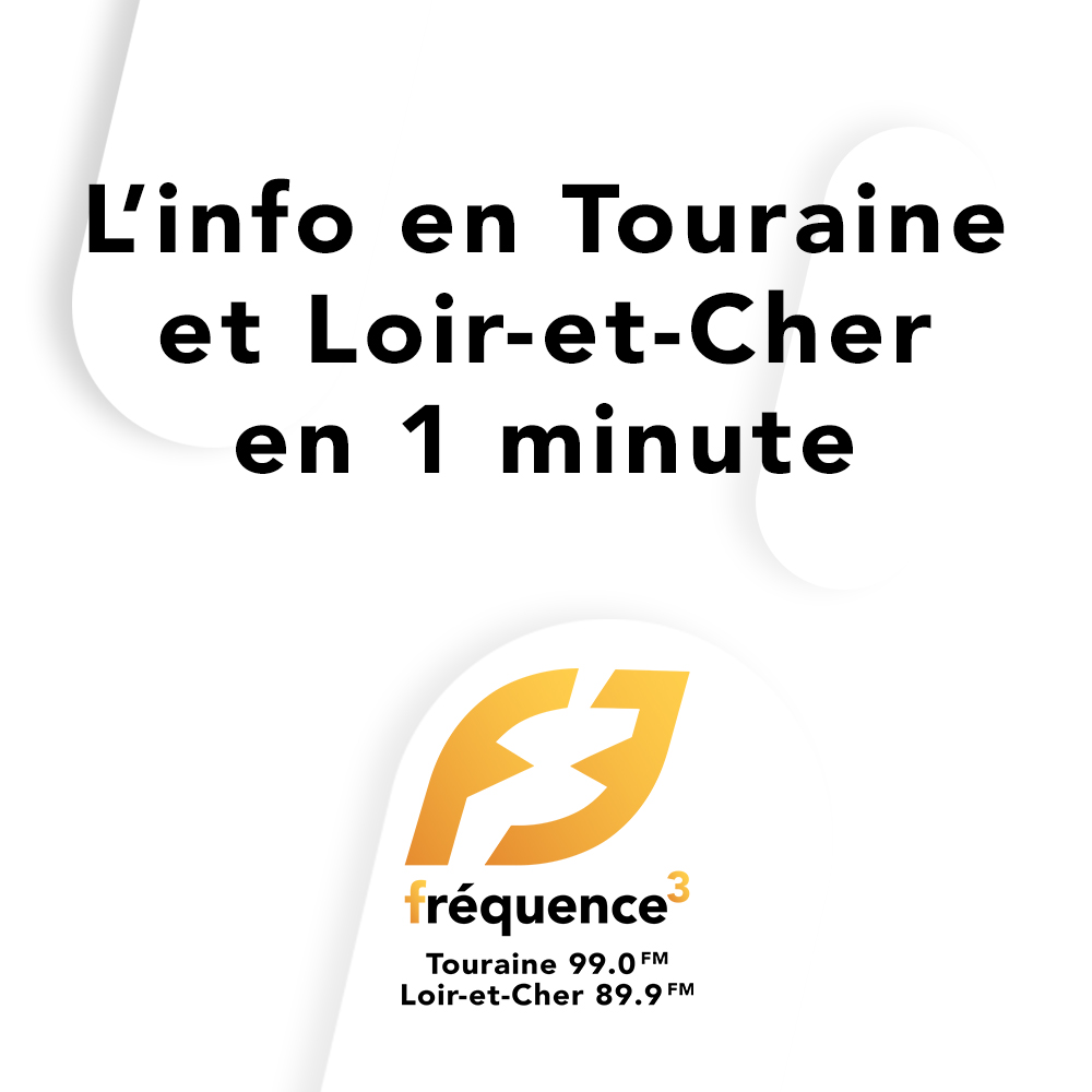 L'info en Touraine et Loir-et-Cher en 1 minute 03/02/2021