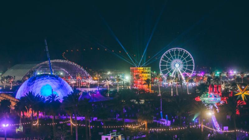Le festival Coachella à nouveau reporté