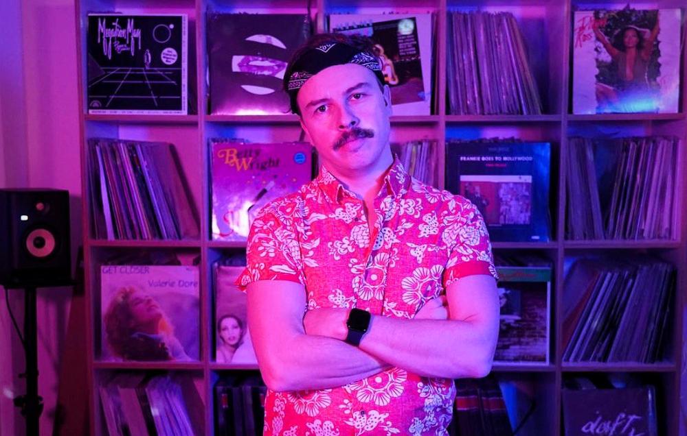 Purple Disco Machine de retour avec «Fireworks»