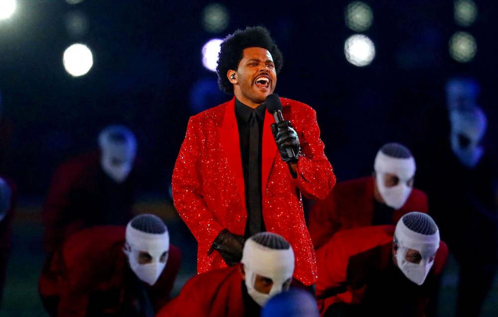 The Weeknd met le feu lors de la mi-temps du Super Bowl !