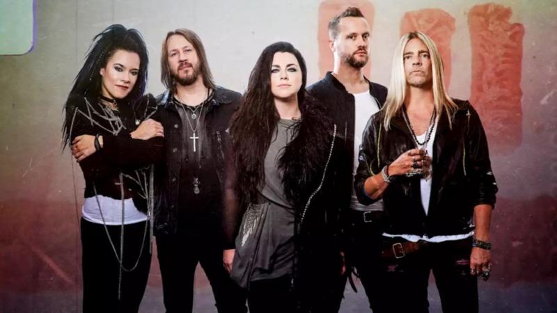 Le groupe Evanescence de retour avec un nouvel album !