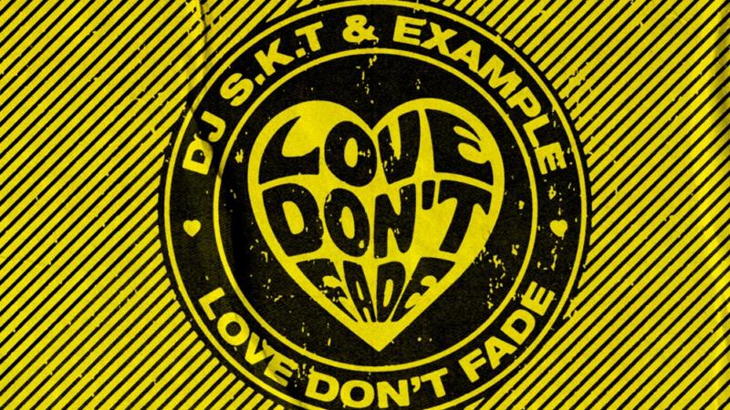 Découvrez sur Fréquence 3 le nouveau tube de DJ S.K.T & Example !