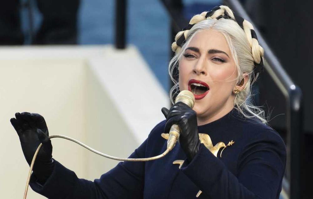 Lady Gaga entre au Guinness Book !