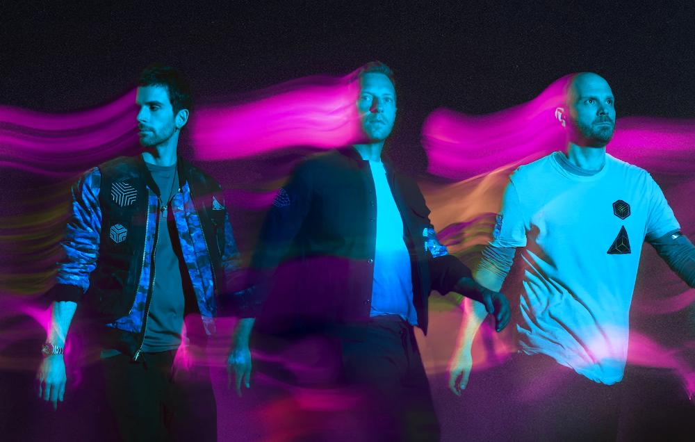 Le groupe Coldplay dévoile «Higher Power»