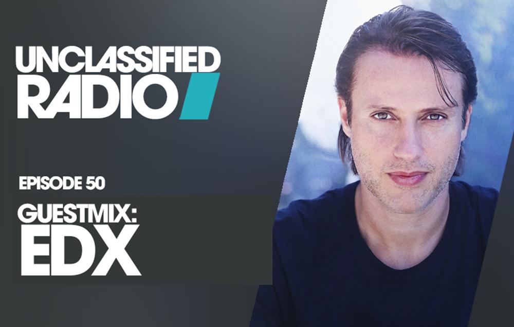 Ce vendredi, Unclassified Radio dès 22h avec EDX