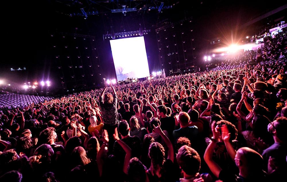 Le premier grand concert-test en France avec 5 000 personnes !