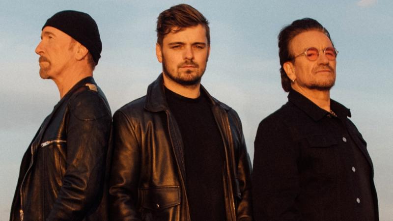Écoutez l'hymne officiel de l'Euro 2020 signé Martin Garrix, Bono et The Edge !