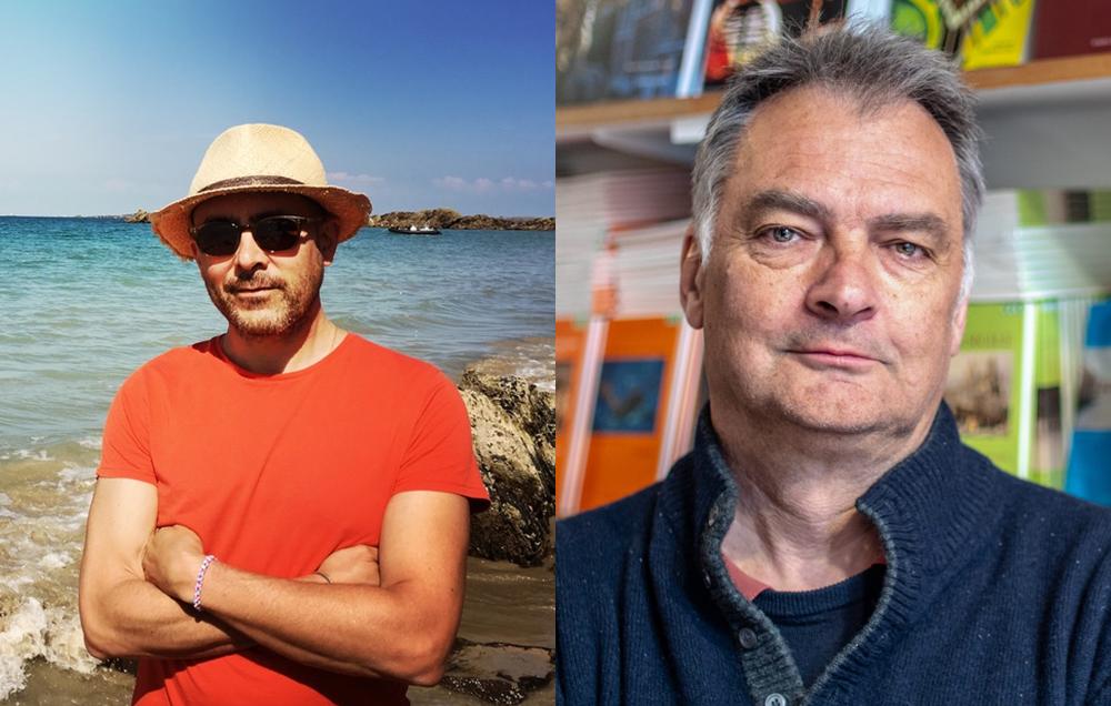 Mehdi Djemmali et Marc Wiltz les invités de Jean-Marc Laurent cette semaine !