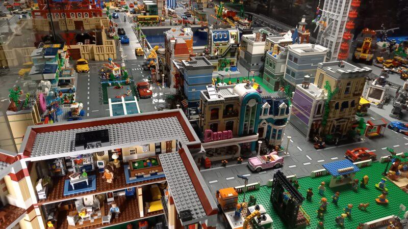 Brique Store : Une Exposition en brique LEGO à Château-Renault