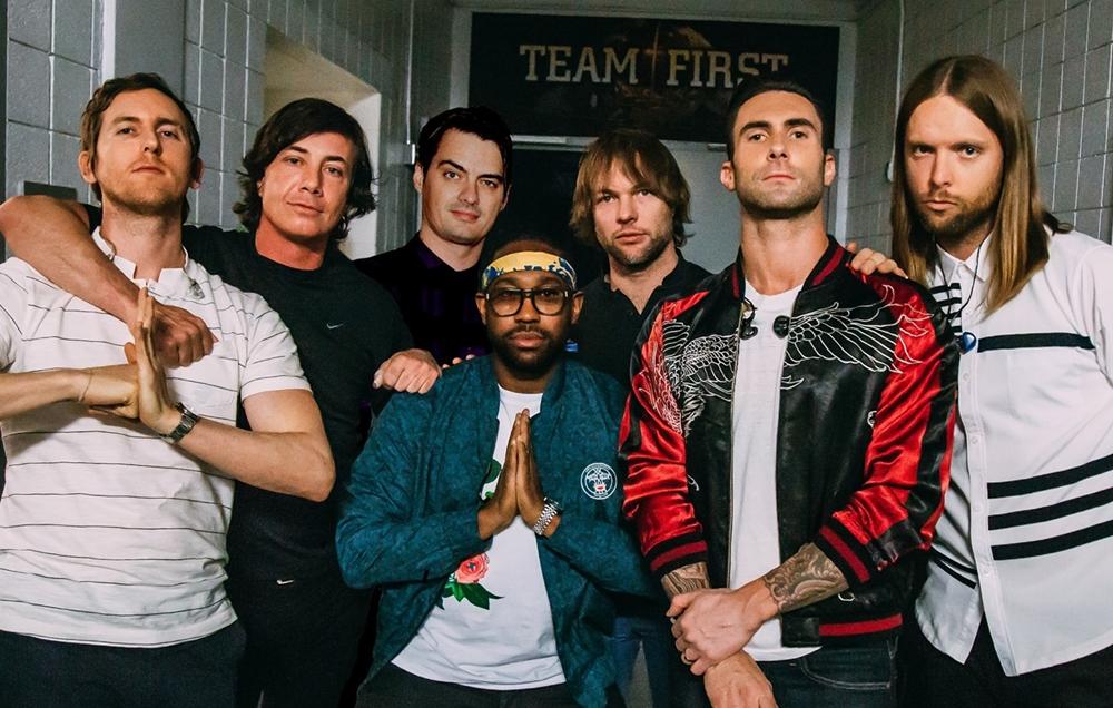Maroon 5 sortira son nouvel album le 11 juin