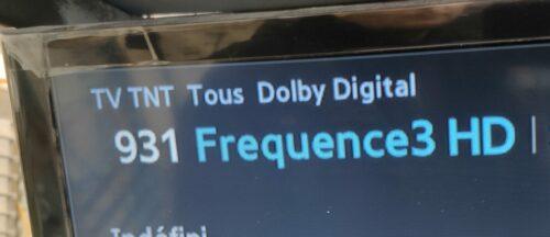 Du FLAC en DVB-T ! frequence3 dispo en lossless sur canal 931