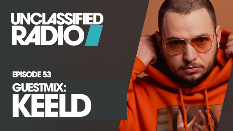 Ce vendredi, Unclassified Radio dès 22h avec Keeld