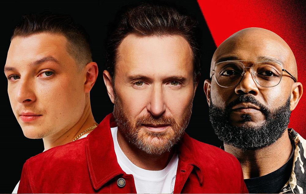 David Guetta dévoile son nouveau tube avec MistaJam & John Newman !
