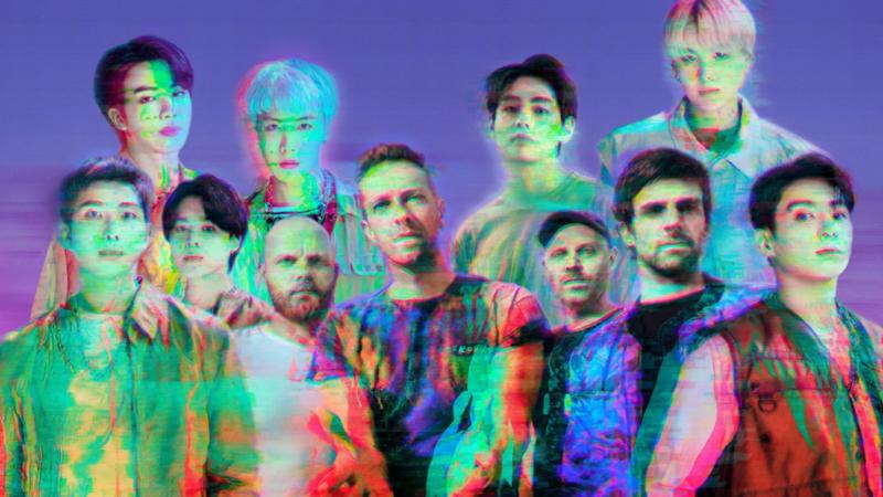 «My Universe», le nouveau single des Coldplay en duo avec BTS !