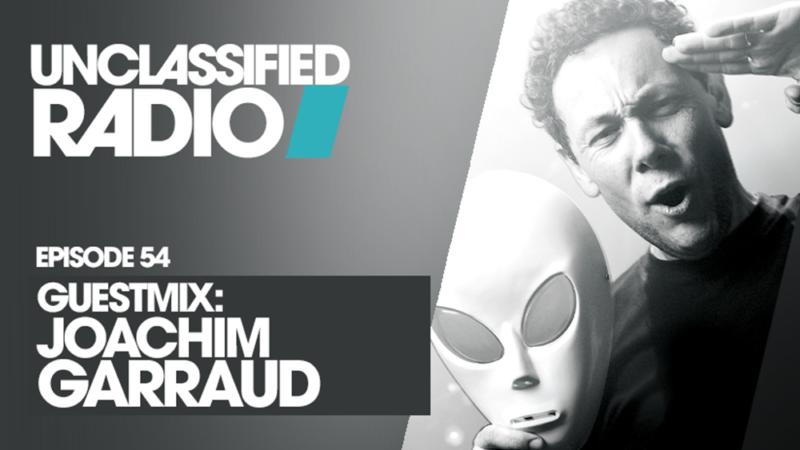 Ce samedi dès minuit, Unclassified Radio avec Joachim Garraud