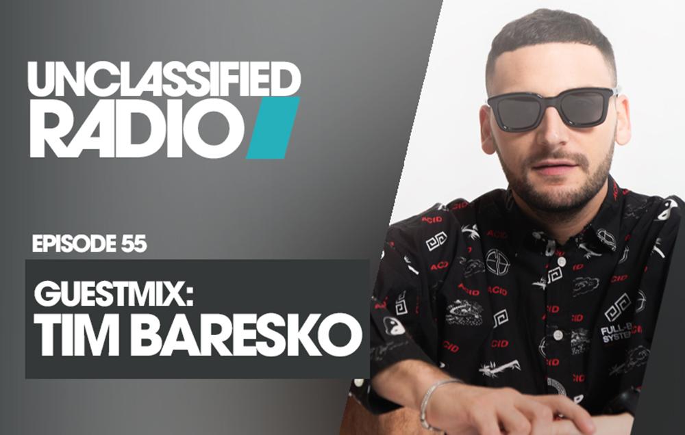 Ce samedi dès minuit, Unclassified Radio avec Tim Baresko