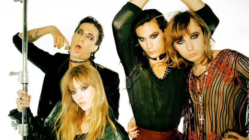 Découvrez le nouveau single du groupe rock Maneskin !!