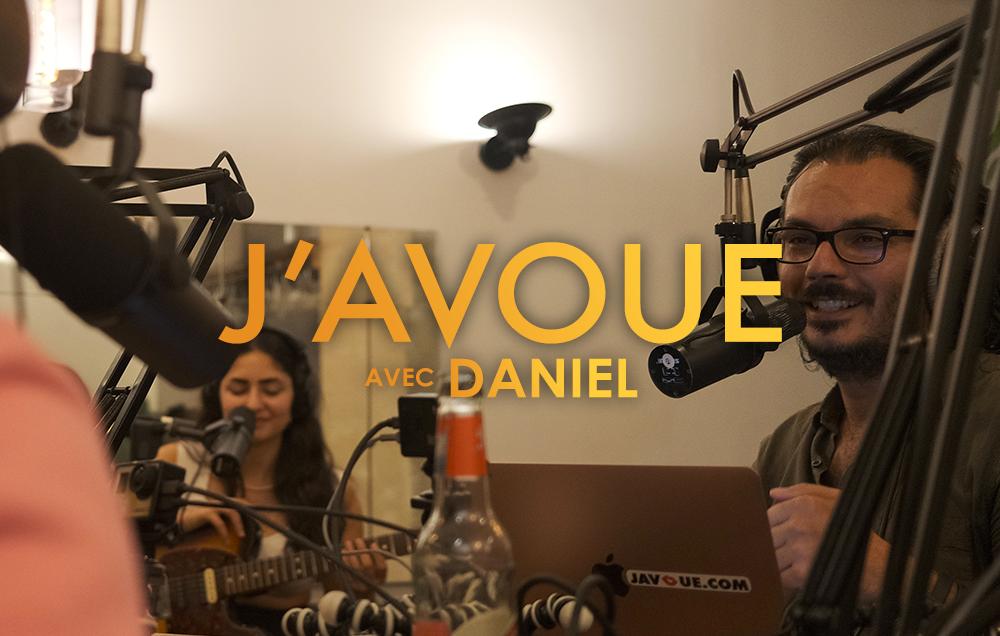Podcast vidéo de l'émission J'AVOUE du mois de Septembre