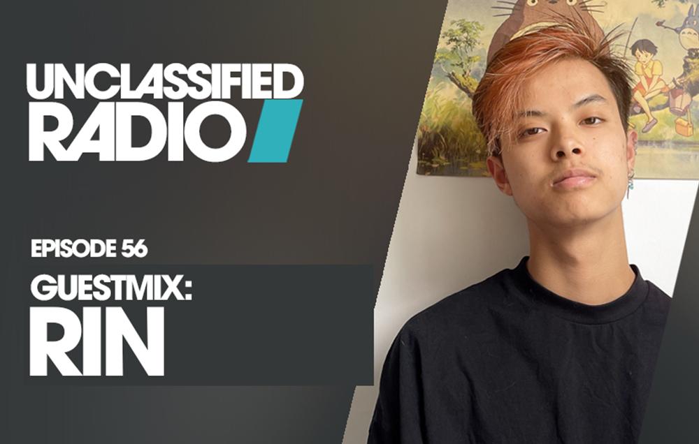 Ce samedi dès minuit, Unclassified Radio avec Rin